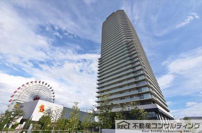 【外観】ザ・パークハウス神戸ハーバーランドタワー