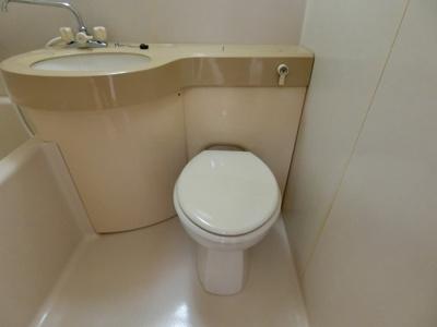 【トイレ】スミコー駅前コーポ