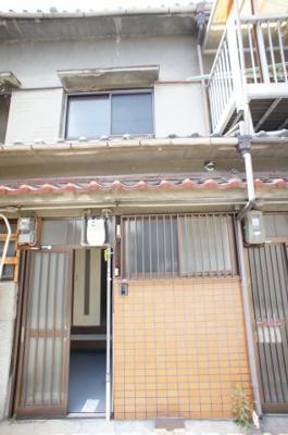 【外観】八尾市竹渕東テラスハウス