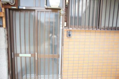 【ロビー】八尾市竹渕東テラスハウス