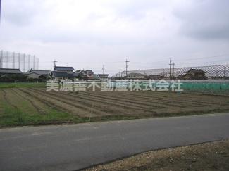 【外観】45548 岐阜市一日市場土地