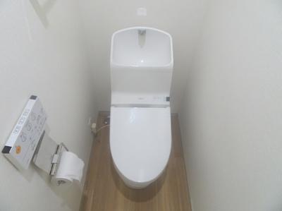 【トイレ】キングハウス桜上水