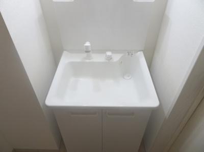【洗面所】キングハウス桜上水