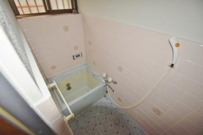 【浴室】羽鹿コーポ第1棟