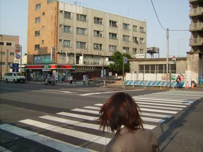 ※馬込駅周辺の写真となります。