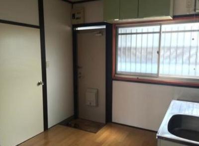 【内装】コムレッドハウス