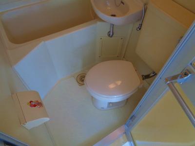 【トイレ】ウインライフ中野