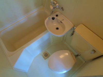 【浴室】ウインライフ中野