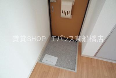 【玄関】ホワイトコーポ海神