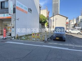 【区画図】48736 岐阜市神室町4丁目土地