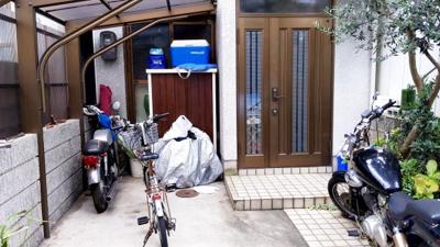 【駐車場】京都市東山区一橋野本町