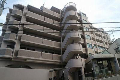 【現地写真】 鉄筋コンクリート造の37戸♪