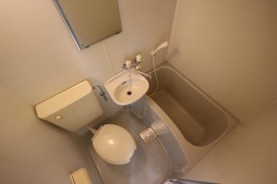 【浴室】オリエントシティ王子公園