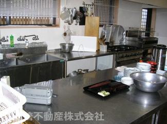 【キッチン】50094 山県市佐賀事業用