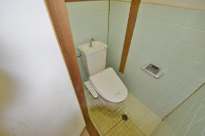 【トイレ】島泉6丁目貸家