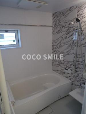 【浴室】プライムヒル若松