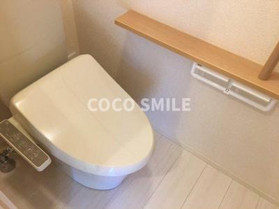 【トイレ】プライムヒル若松