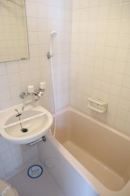 【浴室】ベルビ神戸山手