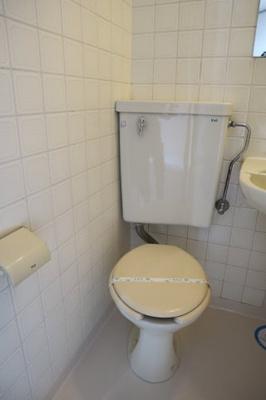 【トイレ】ベルビ神戸山手