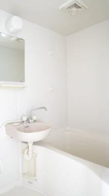 【浴室】プラネットハイツ大開