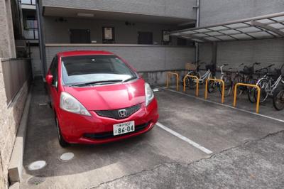 【駐車場】神戸ハイツDairin