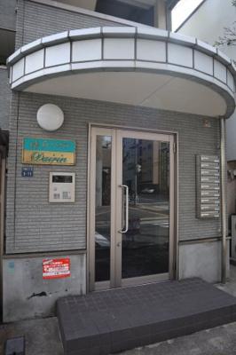 【エントランス】神戸ハイツDairin