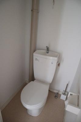 【トイレ】南マンション