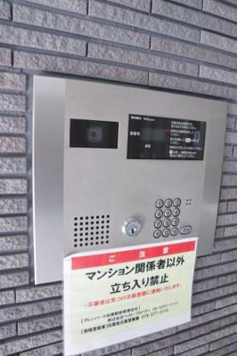【セキュリティ】グレンパーク兵庫駅前