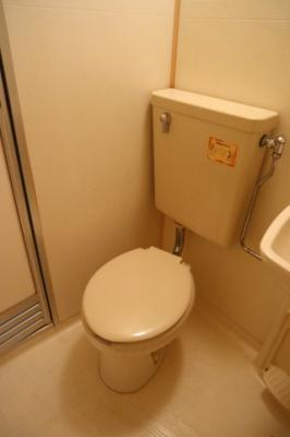 【トイレ】ロイヤルマンション