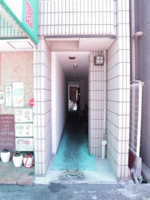 【エントランス】大垣マンション