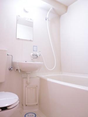 【浴室】大垣マンション