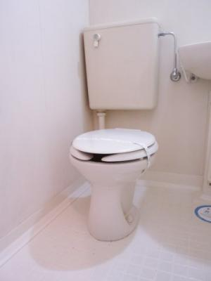 【トイレ】大垣マンション