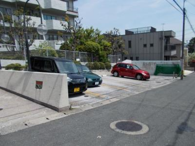 【駐車場】千里山パレス