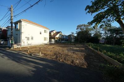 【外観】保土ヶ谷区桜ケ丘1丁目全2棟 新築戸建【成約】