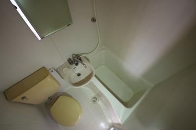【浴室】セントレジス王子公園
