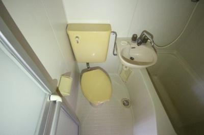 【トイレ】セントレジス王子公園