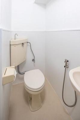 【トイレ】三田常盤台第3コーポ