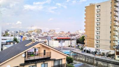 【展望】三田常盤台第3コーポ