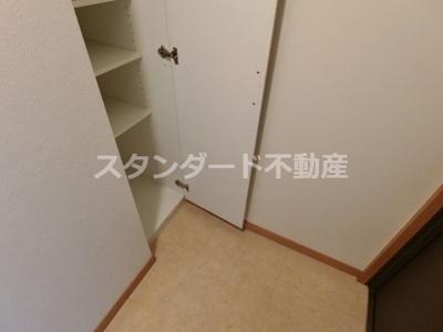 【収納】アジリア天満橋