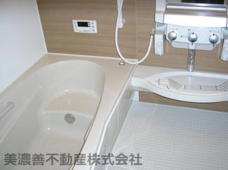 【浴室】50098 山県市佐賀中古戸建て