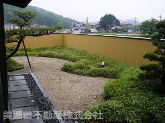【庭】50098 山県市佐賀中古戸建て