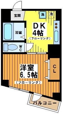 【キッチン】ハイツ笹塚