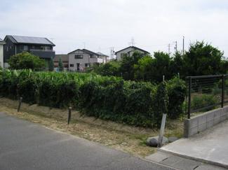 【区画図】50537 羽島市江吉良町土地