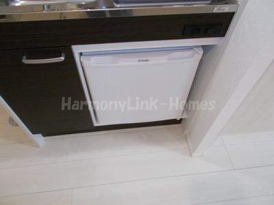G-Residence Akabaneのミニ冷蔵庫