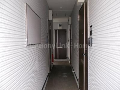 G-Residence Akabaneの廊下