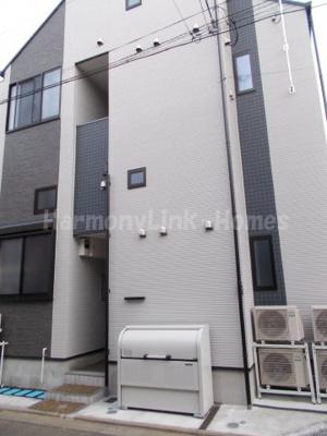 G-Residence Akabaneの外観