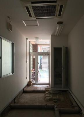 【内装】大口通り1階店舗