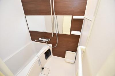 【浴室】レオンコンフォート大阪ドームシティ
