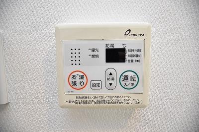 【設備】レオンコンフォート難波