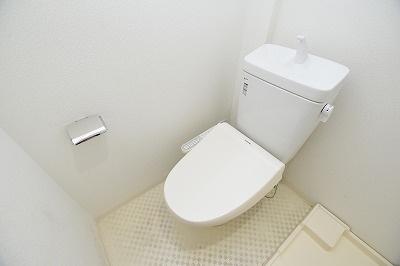【トイレ】レオンコンフォート難波